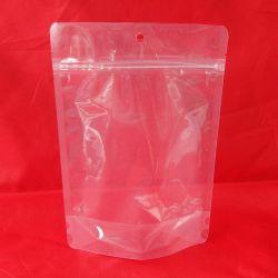 Plastic Ziplock Packaging Bag for Sport Product