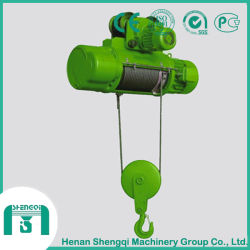 Small-Sized Lifting Crane CD/Md Wire Rope Electrc Hoist