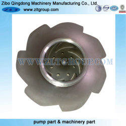 Stainless Steel Water Vacuum Pump Big Impeller for Every Industry
