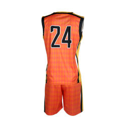 Healong Sportswear Custom Basketball Jerseys Wholesale Low MOQ Basketball Uniform Set