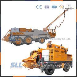 High Efficiency Shotcrete Machine Accessories with Mobile Manipulators