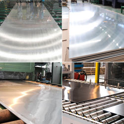 304 Oil Polished Plate Panel Stainless Steel Sheet Coils