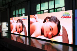 Flexible Curved Indoor Outdoor Full Color LED Video Display Screen for Rental (500*500mm/500*1000mm P4.81 P6.25 panel)
