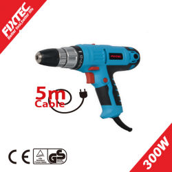 Fixtec 300W 10mm Electric Drill with Best Price