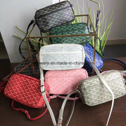100% Genuine Leather Shopping Tote Handbag Wholesale Price Bags (LTE-013)