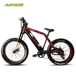 Fat Tyre Snow Electric Bicycle Mountain Ebike with 1000W Motor for Wholesale