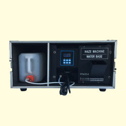 Rasha UK Stock 1500W Water Based Haze Machine Stage Smoke Machine Fog Machine Stage Light