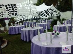 2017 Holes Stretch Tent for Beach Wedding Party