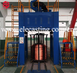 Copper Wire Drawbench Continuous Drawing with Annealing Machine