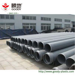 Hot Sale All Size Available Wholesale Top Supplier All Types Water System 110mm UPVC Pipe