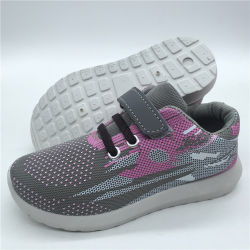 Fashion Summer Comfort Child Shoes Sports Students Shoes Walking Shoes for Kids (hh0427-25)