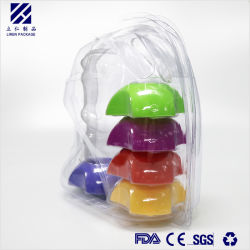 China Supplier OEM Custom Blister Clamshell Tray Box for Toys