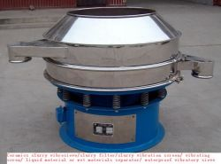 Slurry Vibrating Sieve for Liquid Material