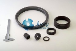 Silicon Carbide Sic Stationary /Rotating Seal Ring for Mechanical Seals