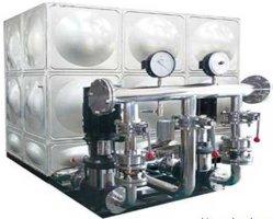 Lzwx Intelligent No Negative Pressure Pipe Network Water Supply Equipment