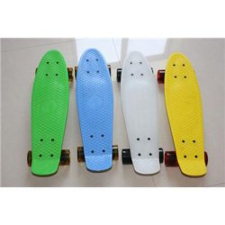 Wholesale Park Bearings Long Board Plastic Penny Skateboard