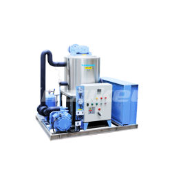 5 Tons/Day Slurry Ice Machine for Fish/Seafood