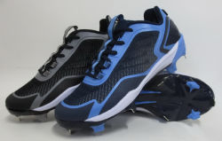 Baseball Softball Cricket Moulded Metal Cleat Turf Trail Sport Shoes