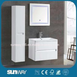 High Quality Wall Mounted Bathroom Cabinet with LED Lights