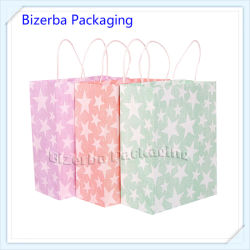 Promotional Handle Gift Paper Shopping Bag/Packing Bag