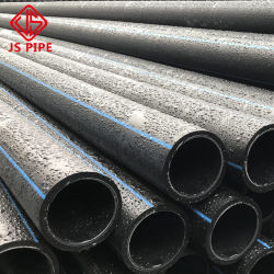 PE 100 Grade DN500mm Pn10 Wear Resistant SDR 33 16 HDPE Sand Slurry Dredging Pipeline for Dredge Marine