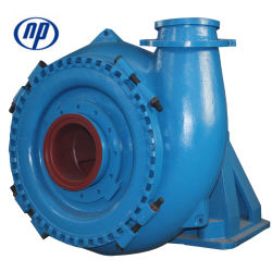 12 Inches Horizontal Dry Sand Filter Suction Sludge Dredge Slurry Pump for Sale