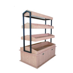 Newest Miniso Modern Style Jewelry Earring Display Shelf for Small Items Showing