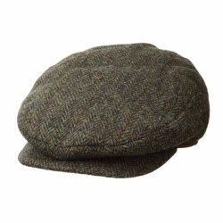 Wholesale 100% Wool Custom Fashion Beret Tweed Newsboy IVY Hat 73e9849508a