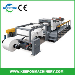 Computerized Paper Cross Cutting Machine with Full Automation