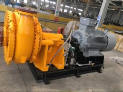 Wn Slurry Dredging Pump