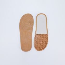 OEM Natural Rubber Moisture Absorption Comfortable TPR Sports Insole
