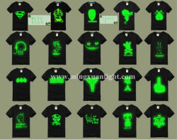 Cool Popular Lighting Sound Activated LED Flashing Clothing
