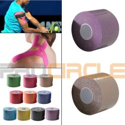 High Quality Athletic Sport Tape Sports Muscle Kinesiology Tape (PC-ST1006)