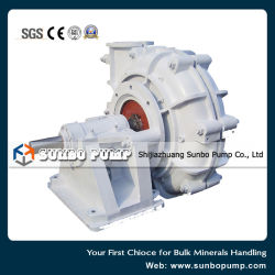 High Abrasive Restistant Centrifugal Industry Slurry Pump
