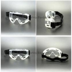 f849a2c7017 PVC Transparent Frame Safety Goggles (SG142)