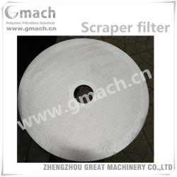 Stainless Steel Filter Plate Filter Disk for No Mesh Melt Filter