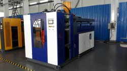 HDPE Bottle Blow Molding Machine with Energy Saving System