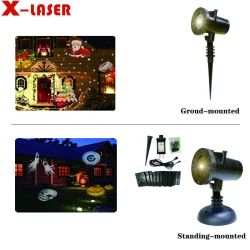 christmas decorations light projector outdoor holiday time christmas lights