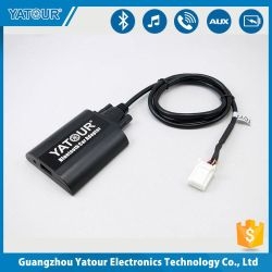 Bluetooth MP3 Car Audio Adapter with USB SD Aux for Lexus Es, Is, GS, Gx, Ls, Lx, Rx, Sc Series