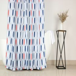 China Wholesale Fabric Curtain Products Set for Bathroom Shower Decoration