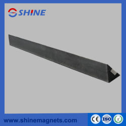Triangle Shape Steel Magnetic Chamfer 20X20mm Single Side for Precast Concrete Formwork