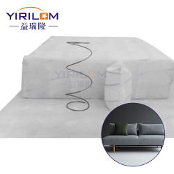 China OEM Steel Wire Pocket Sprung with Non-Woven Fabric for Sofa Cushion