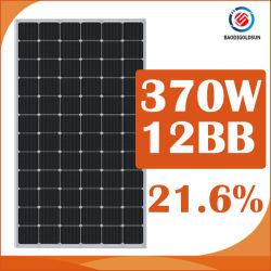 0dd639867556 Hot Sale 350W 360W 370W 36V 12bb 72cells Monocrystalline Mono Silicon Solar  PV Panel with