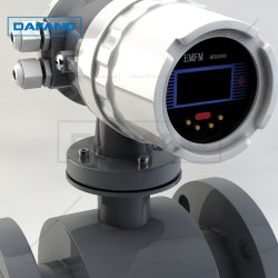 Dn150 Digital Pulse Output Slurry Electromagnetic Flow Meter Flowmeter