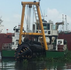 Auto-Hydraulic 26 Inch Cutter Suction Dredger for Sale