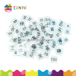 Wholesale Learning Educational Toy / Plastic Number Tiles