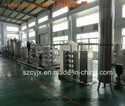 Touch Screen Complete 3 in 1 Bottle Water Filling System for Water Bottling Plant