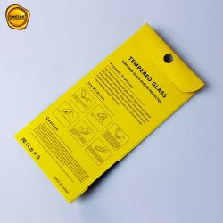 Sinicline New Customized Cell Phone Screen Protector Mobile Tempered Glass Price Packaging Paper Bags