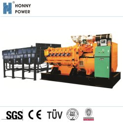 Ce & ISO Approved 20kVA-2000kVA Biogas Natural Gas Generator Set with Best Price