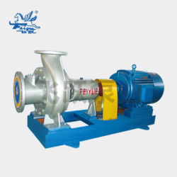 Xwj Industrial Horizontal Centrifugal Non-Clogging Slurry Pump